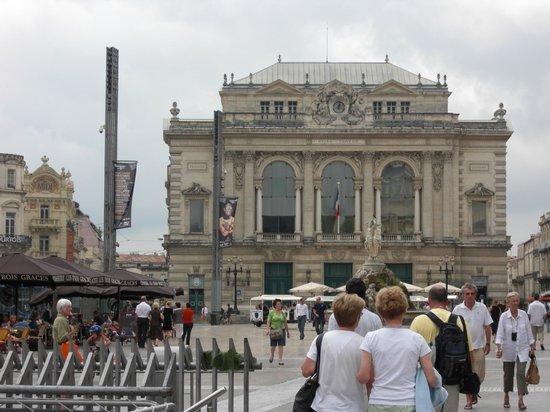 Kyriad Montpellier Centre - Antigone: Театр на Площади Комедии