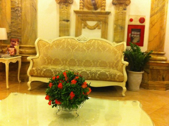 Hanoi Meracus Hotel 1: Waiting room
