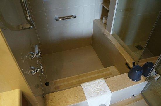 サン ワン台北レジデンス(神旺商務酒店), ゆったりくつろげるお風呂
