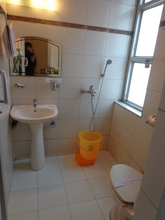 OYO 2902 Hotel Lal's Haveli: bathroom