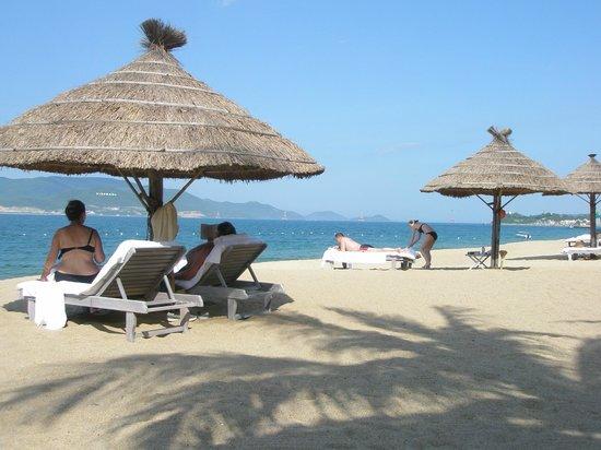 Evason Ana Mandara Nha Trang: Пляж