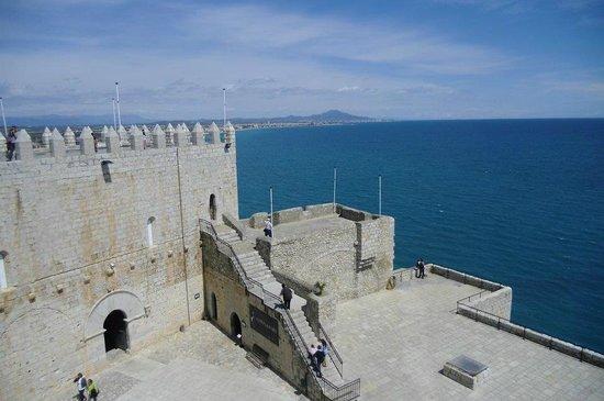 Castillo templario pontificio: Castillo de Papa Luna