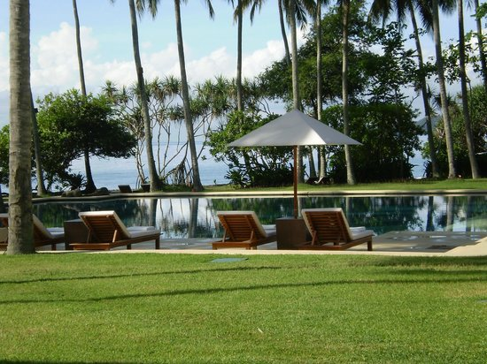 Alila Manggis: Lovely big pool