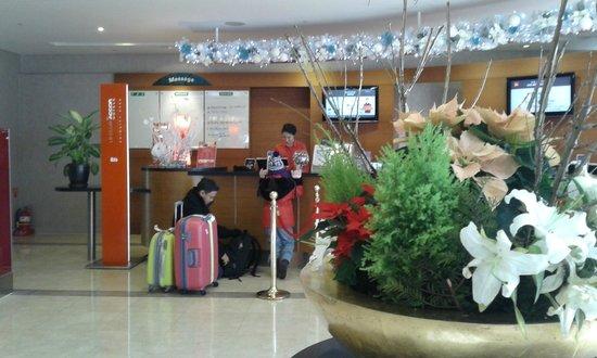 إيبيس أمباسادور سيول ميونجدونج: Hotel Lobby 