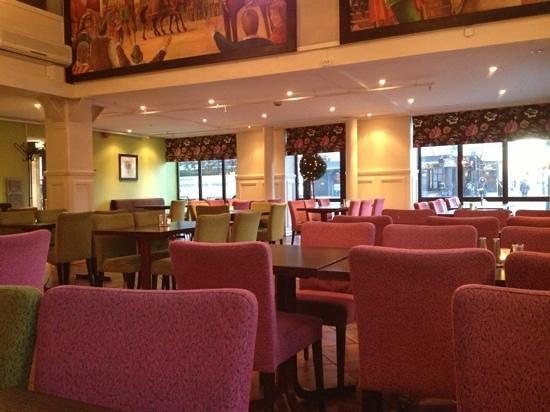 Quality Hotel Augustin: spisesal