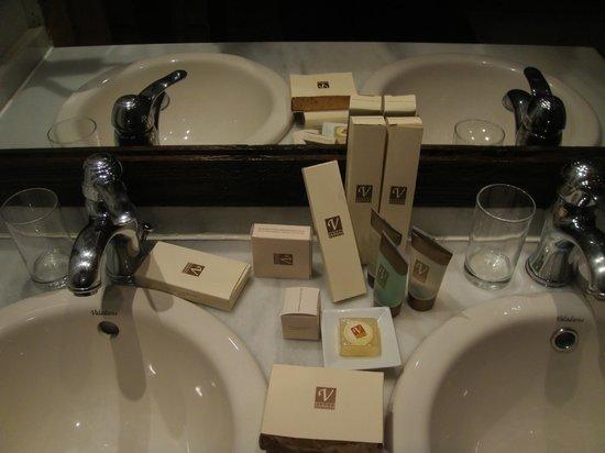 Vincci Seleccion Rumaykiyya: An astonishing selection of bathroom amenities