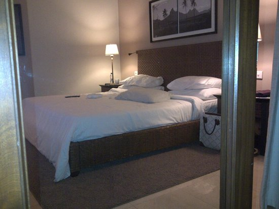 LUX Le Morne: Big Double Bed