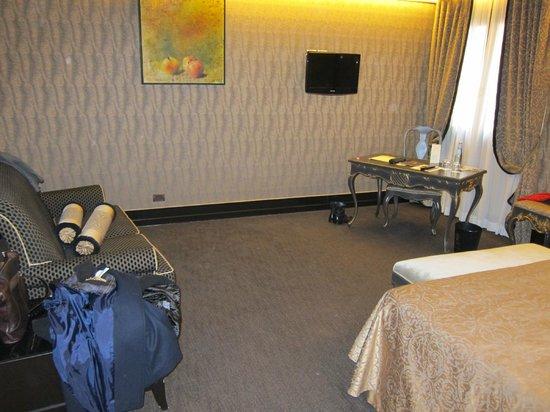 Aqua Palace Hotel: Sitting Area