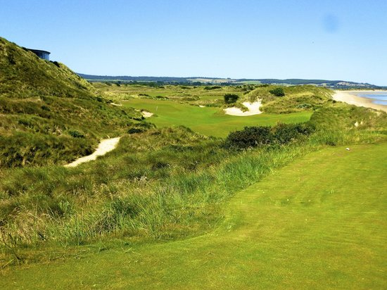 Lost Farm Barnbougle Golf Course: 15th tee