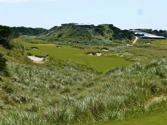 Lost Farm Barnbougle Golf Course: 7th