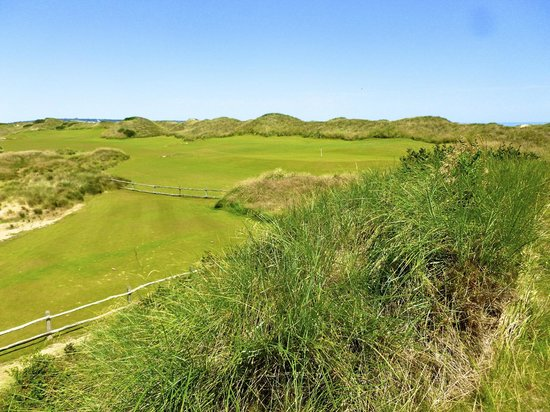 Lost Farm Barnbougle Golf Course: 18th