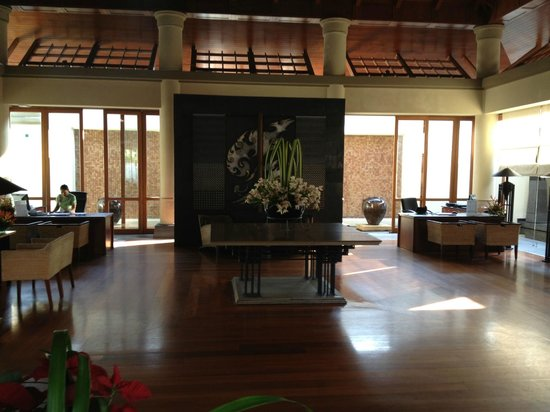 Banyan Tree Phuket: Lobby
