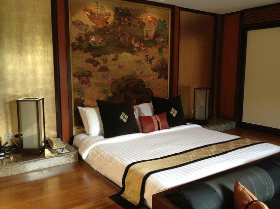 Banyan Tree Phuket: Camera da letto
