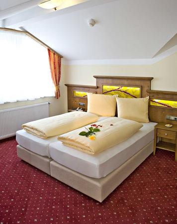 Feinschmeck: Schlafzimmer im Appartement