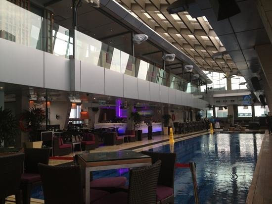Traders Hotel, Kuala Lumpur: Sky Bar