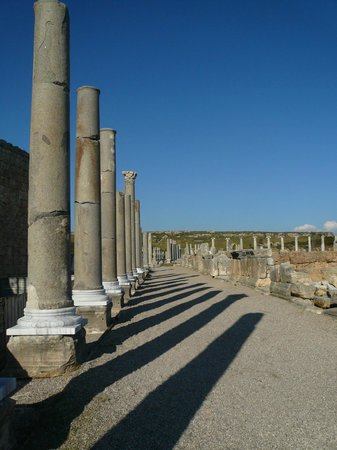 Perge Ancient City: Perge