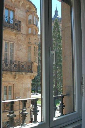 Hostal Catedral: Vista desde una habitación