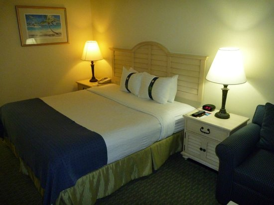 Holiday Inn Key Largo: Bett King Standard