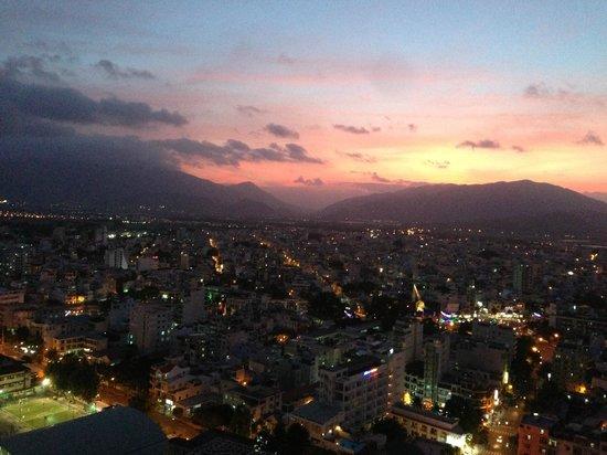 Sheraton Nha Trang Hotel and Spa : View from Lounge