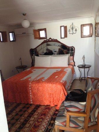 Hotel du Tresor: la camera sulla terrazza