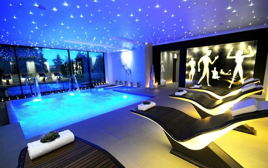 Stanley House Hotel & Spa: Hydrotherapy Pool