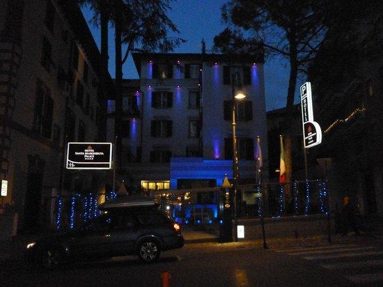 Hotel Santa Margherita Palace: ingresso hotel