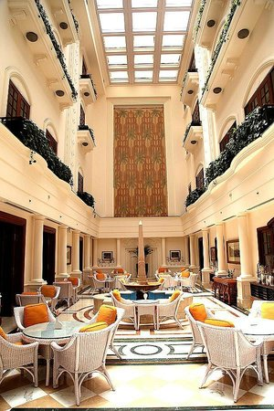 The Imperial Hotel: High Tea Room