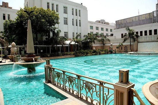 The Imperial Hotel : Pool