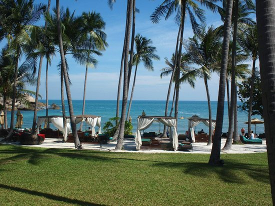 Banyan Tree Samui: Another View of the Beach