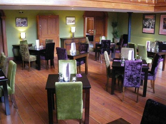 Lifford, Irlandia: The Courthouse Bistro