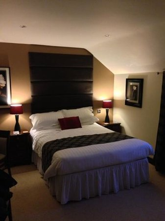 Leek, UK: Executive room