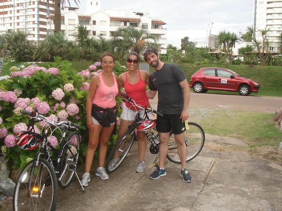 Bike Tours Uruguay : Bike tour