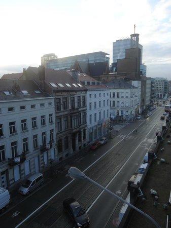 NH Brussels Bloom: Vista dalla camera 520