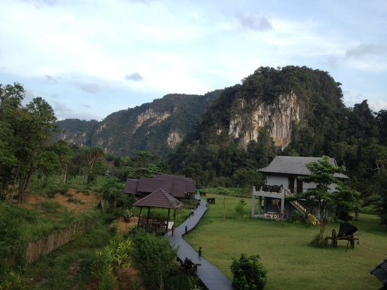 At Home Resort: Mountain view
