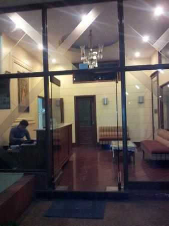Delhi Darbar Mount Hall