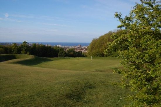 Hollingbury Park Golf Course
