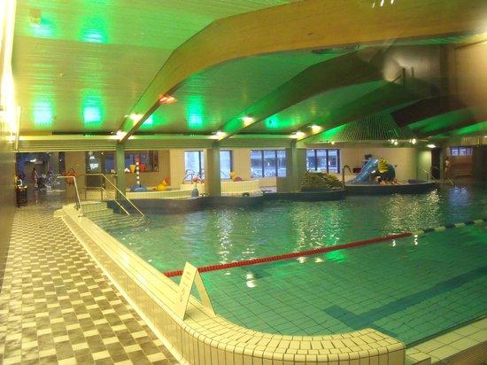 Levi Hotel Spa: Main pool