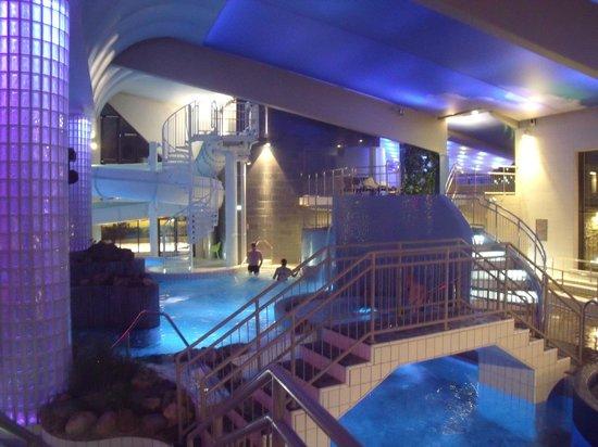 Spa Hotel Levitunturi: spa pool