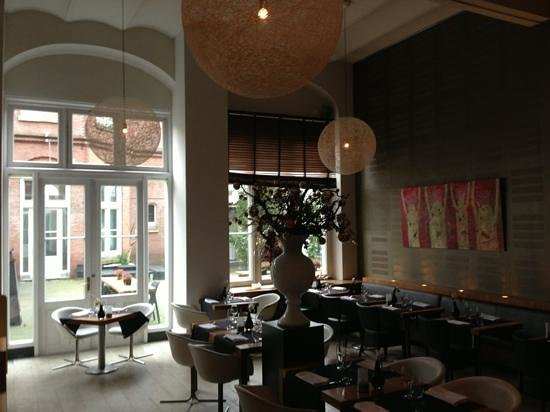 Tasty food, special interior. - Review of Arena, Amsterdam, The ...