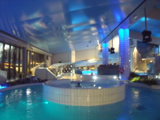 Spa Hotel Levitunturi: spa pool
