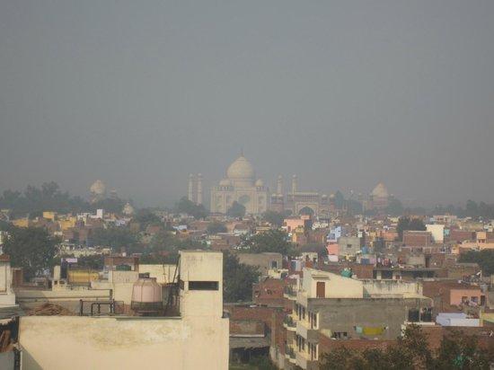 The Gateway Hotel, Agra: Vista desde la habitación