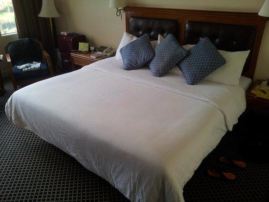 โรงแรมตวันนา: værelset