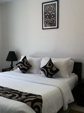 Apsara Centrepole Hotel: habitación del tercer piso