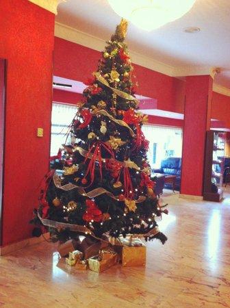 Salles Hotel Malaga Centro: Lobby