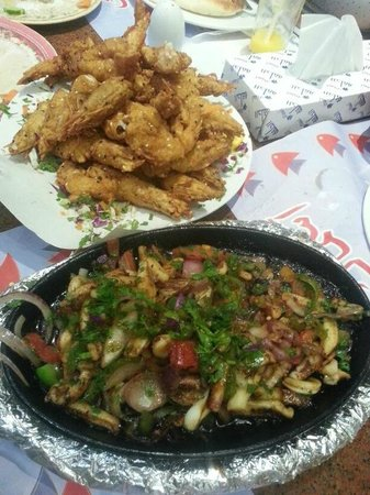 Local Food For Unbelievably Low Prices Review Of El Halaka Hurghada Egypt Tripadvisor
