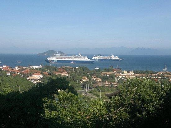 Costa Do Sol Boutique Hotel: Vista do apto