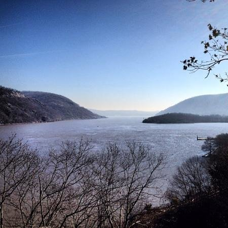 Bear Mountain State Park: The Hudson River