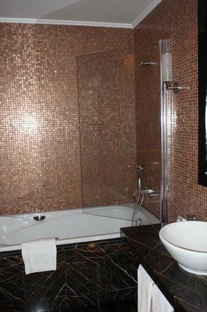 Eurostars Thalia Hotel: Ванная
