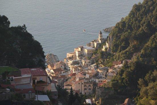 Palazzo Verone: Overlooking Amalfi