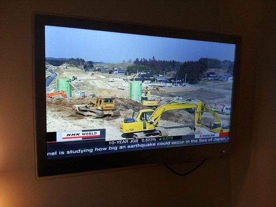 Homy Inn: LCD TV